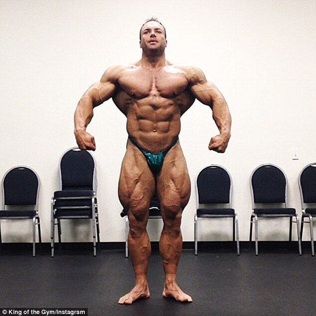 Australian Bodybuilder Spends $700 A Week