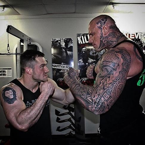 10 Most Beast Bodybuilders Covered in Tattoos