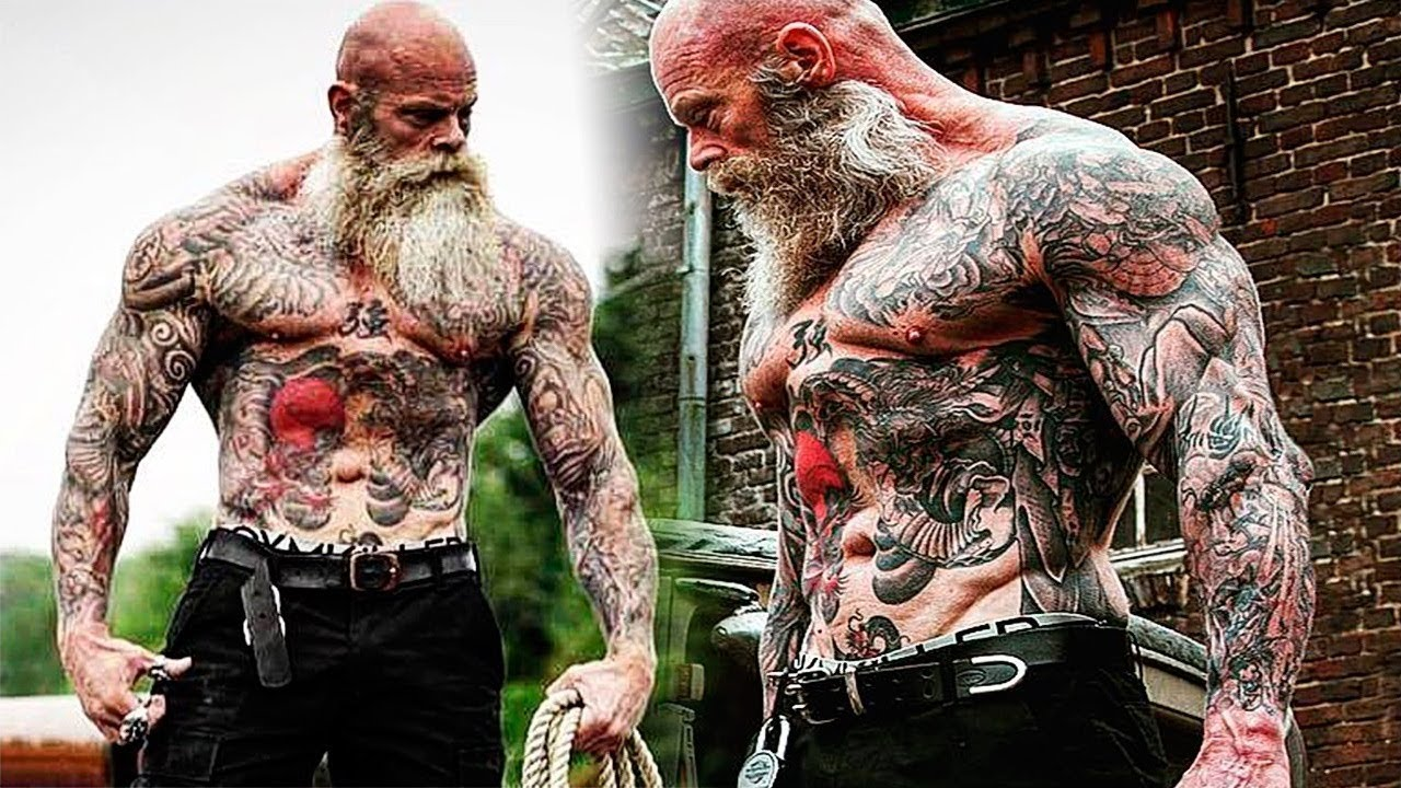 10 most jacked muscle grandpas