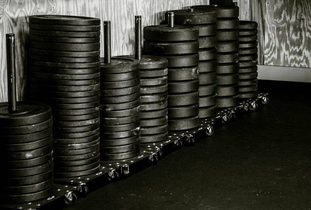 How Many Bumper Plates Does a New Gym Need-
