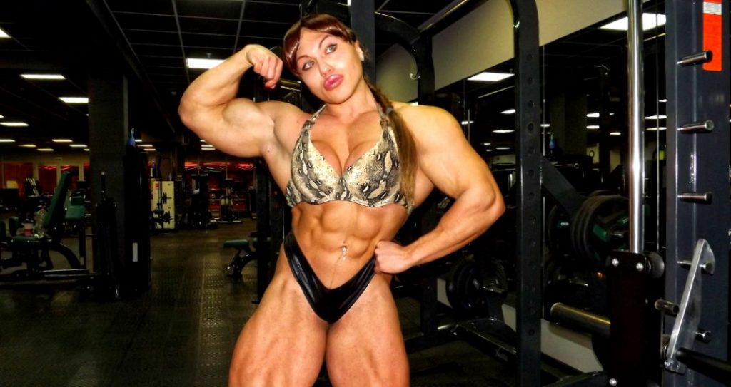 10 Beastly Women That Can Lift More Than You