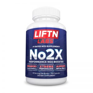 Nitric Oxide Supplment - Liftn NO2X