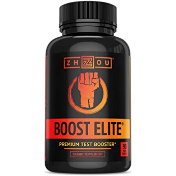Boost Elite Test Booster