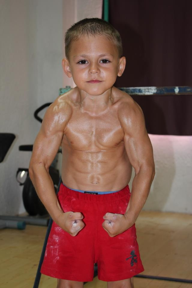 The Strongest Kids In The World 2018 - YouTube