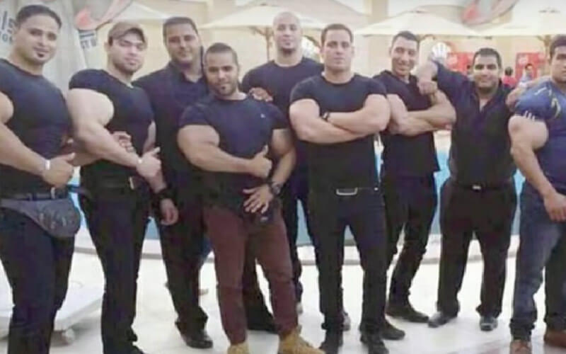 These Goofy Synthol Freaks Think They're The Future of Bodybuilding