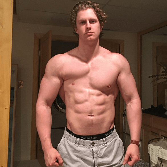 This Jacked Bodybuilder Was Born With One Pec But Never Blamed His ...
