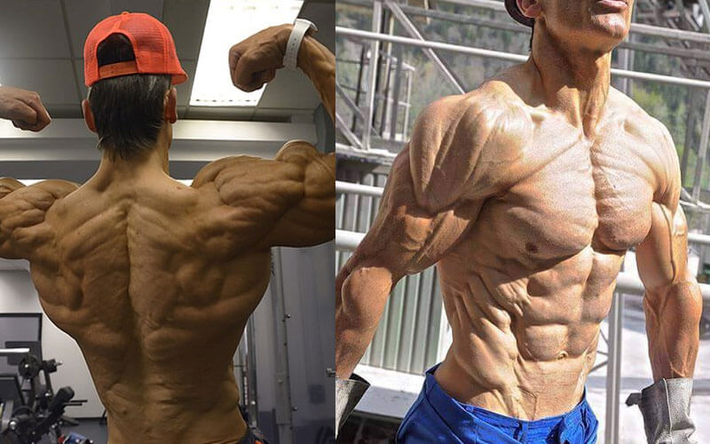 The Most Shredded Man On Earth Has Under 3 Body Fat And