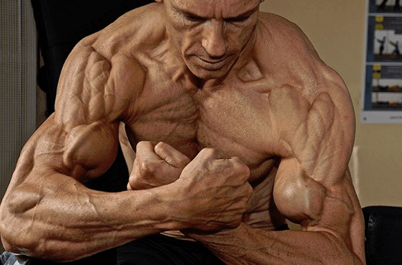 The Most Shredded Man On Earth Has Under 3% Body Fat and