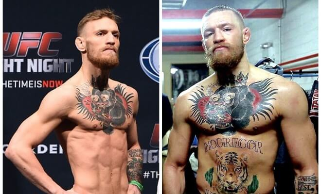 Connor McGregor was destined to Lose after seeing this Massive
