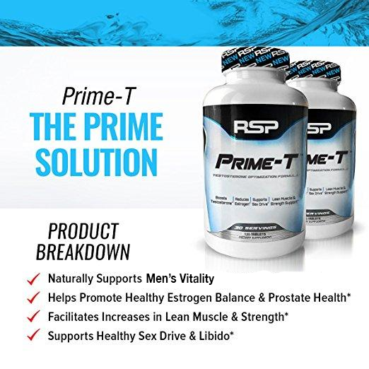 Prime T Reviews - Read this Before you Buy a Test Booster