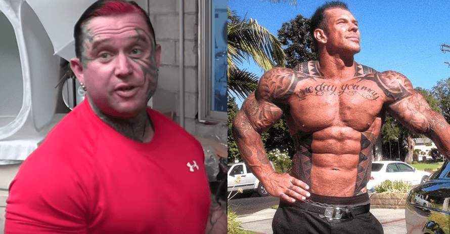 rich piana and lee priest