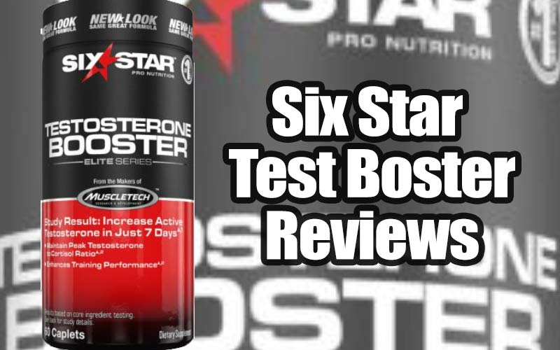 Six star test booster