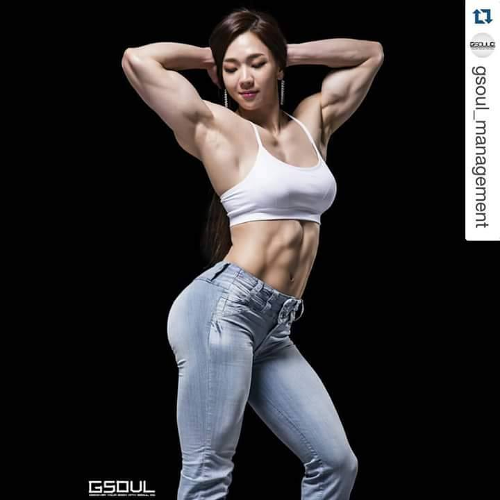 Female Korean Ifbb Pro Bodybuilder Is Taking The Internet By Storm With Her Incredible Physique Discover quality fit korean girls on dhgate and buy what you need at the greatest convenience. female korean ifbb pro bodybuilder is