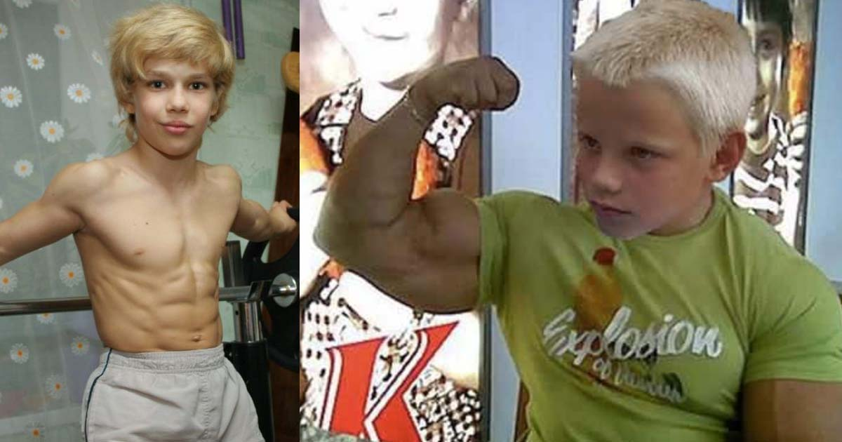 5 Strongest Kids in th...